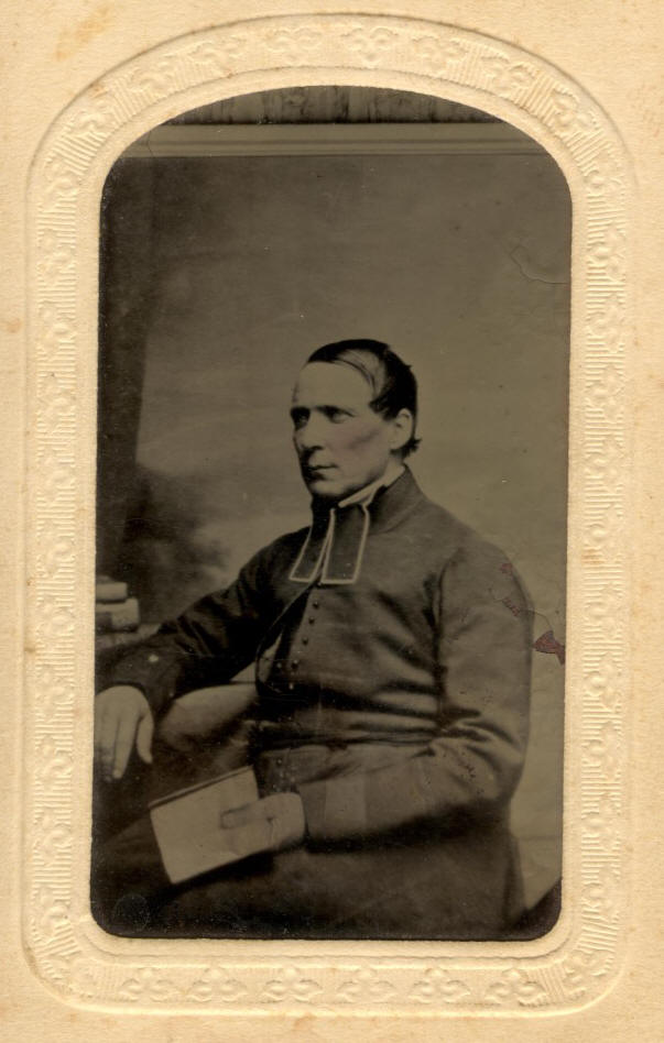 Le curé Joseph Bailey